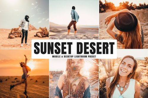 Free-Sunset-Desert-Mobile-Desktop-Lightroom-Preset